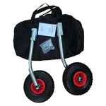 Транцевые колеса Патриот-М модульные, быстросъемные удлиненные в сумке