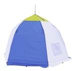 Палатка зимняя Стэк 2-местная дышащая (алюминевый каркас)