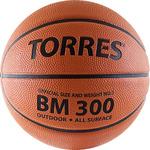 Мяч баскетбольный TORRES BM300 размер 3