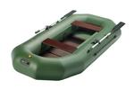 Гребная надувная лодка Таймень N-270 РС