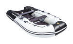Надувная лодка Ривьера 3400 СК Компакт