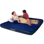 Кровать Intex Classic Downy 183x203x22 см флок, 68755